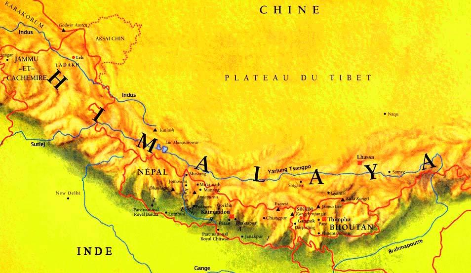 Peuples du monde   L'Himalaya   L'Himalaya
