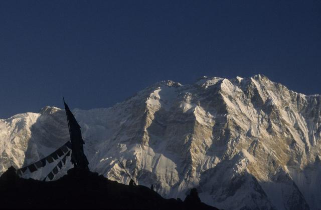 hautes montagnes asie - Image