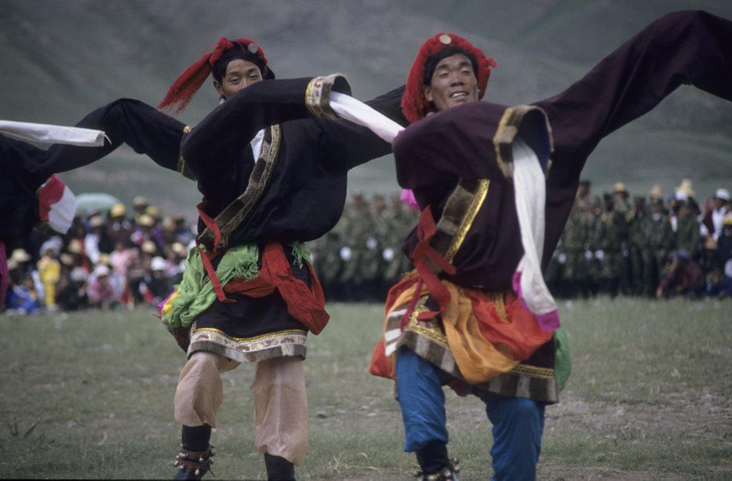 Peuples du monde khampa khampa for Portent of item protection