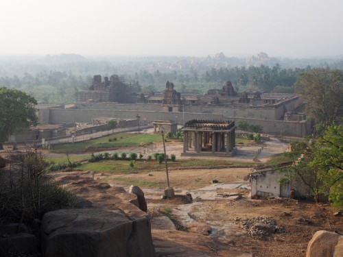 Hampi: ville disparue de Vajayanagar, mais la civilisation Hindoue perdure