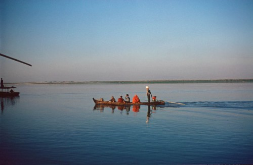 Birmanie  plaine de l'Irrawaddy
